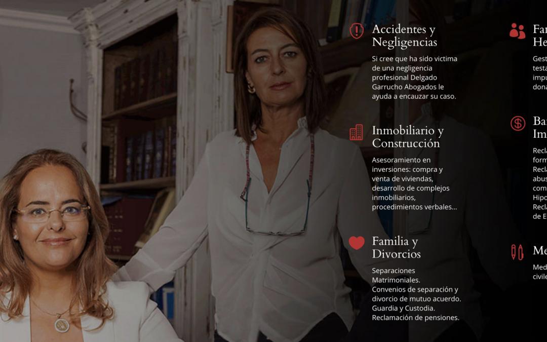 Delgado Garrucho Abogados presta servicios jurídicos profesionales