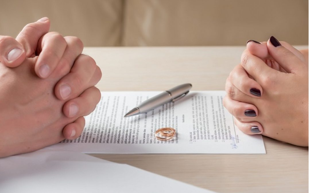 TRAMITACION DE DIVORCIO